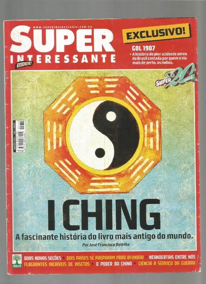 Revista Super Interessante I Ching Ed.235 Janeiro 2007