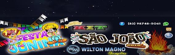 Kit São João 2016!! Wilton Magno Samples Para Kontakt!!