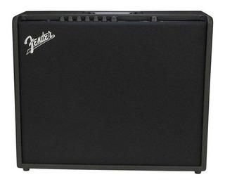 Amplificador Fender Mustang GT 200 Transistor 200W negro 110V