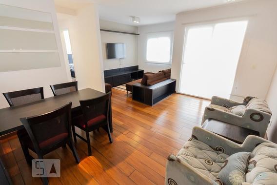 Apartamento No 11º Andar Mobiliado Com 2 Dormitórios E 1 Garagem - Id: 892988138 - 288138