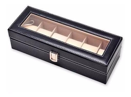 Caja Organizadora 6 Relojes
