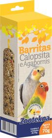 Barrita Para Calopsita - 70 G