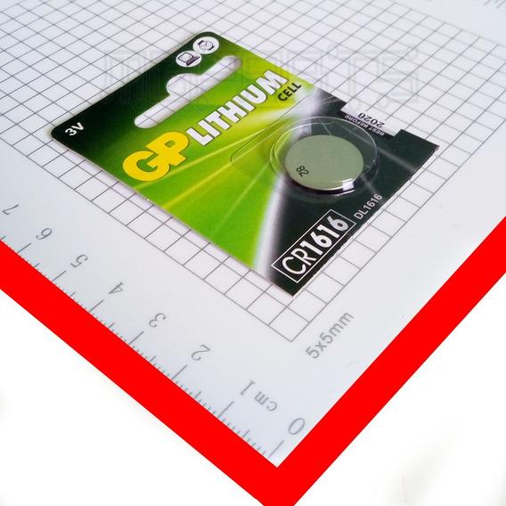 Cr1616 Dl1616 Bateria 3v Gp Litio Lithium Original 2028 Jm3