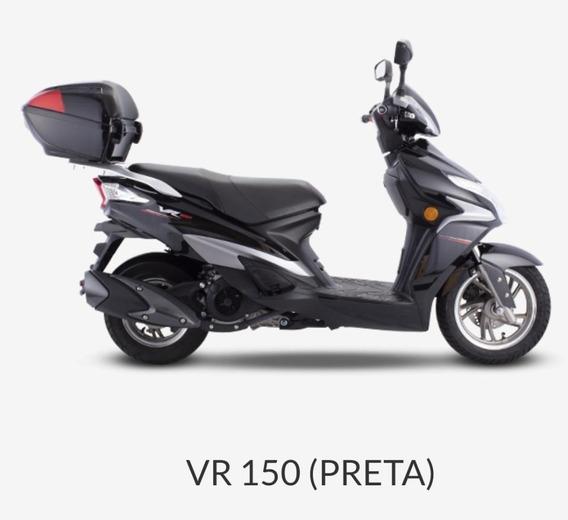 Pcx Dlx - Vr 150 2021 Haojue - Lançamento ( A )