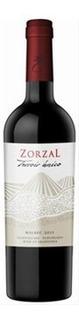 Zorzal Terroir Unico Malbec - Vino Valle De Uco Mendoza