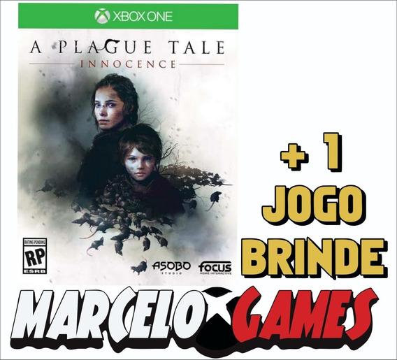 A Plague Tale Innocence Xbox One Midia Digital