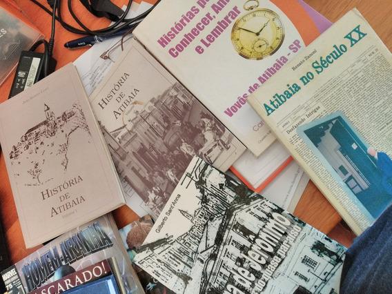 Atibaia - Coleção De 5 Livros