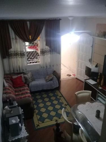 Imagem 1 de 15 de Sobrado Para Venda Por R$360.000,00 Com 2 Dormitórios, 2 Suites E 2 Vagas -  Parque Sonia, São Paulo / Sp - Bdi35634