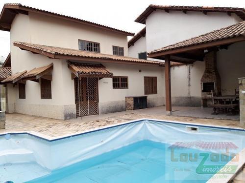Imagem 1 de 15 de Sobrado Para Venda Em Peruíbe, Sambura, 2 Dormitórios, 1 Suíte, 1 Banheiro, 2 Vagas - 1865_2-751284