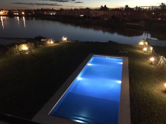 Casa Al Lago Moderna 8 Ambientes