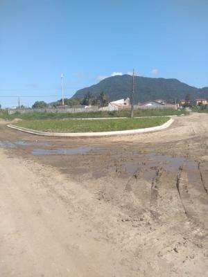Terreno No Litoral Com 360 M², Em Peruíbe/sp 5987-pc
