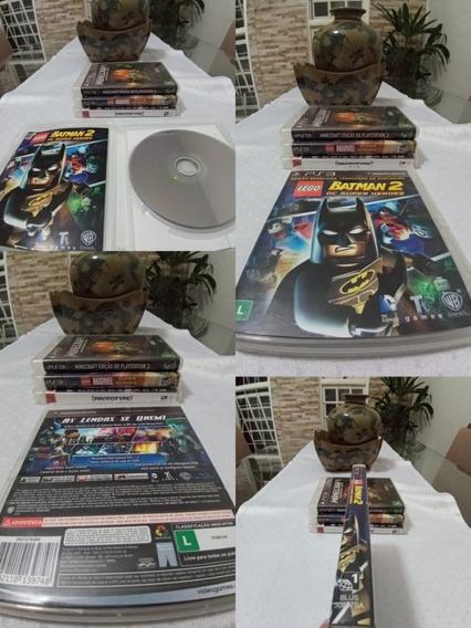 Lego Batman 2 Dc Super Heroes Legendado Games Play3 Lp75