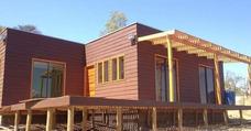Casas Prefabricadas En Panel Sip Para Armar 40 M2 $ 5.500.00