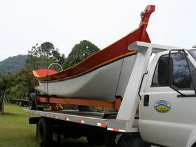 Canoa 10 M Caiçara Lavrada 150 Anos Linda Decoraçao