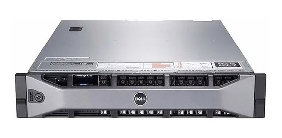 Servidor Dell R720/02 Proc.e5-2640 Six/128gb Ram/2 Hds 300gb