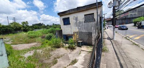 Área À Venda, 2200 M² Por R$ 2.000.000,00 - Bonsucesso - Guarulhos/sp - Ar0196