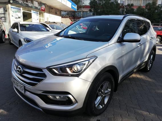 Hyundai Santa Fe Crdi Gls 4x2 2.2 At 2016