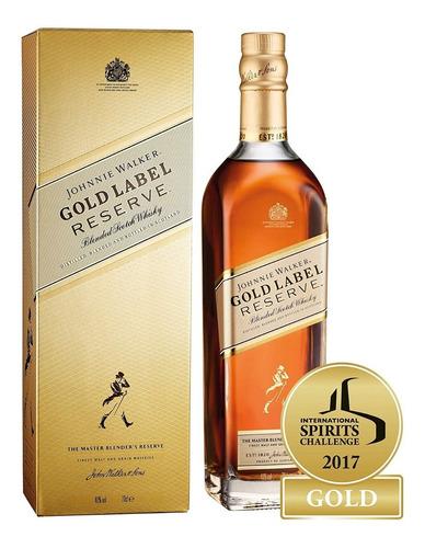 Whisky Escocés Johnnie Walker Gold (botella) 100% Original