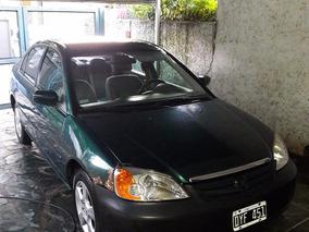 Honda Civic 1.7 Lx Americano