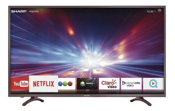 Led Tv 55 Smart 4k Sharp