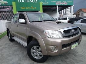 Toyota Hilux 3.0 Srv 4x4 Diesel Completa 2011