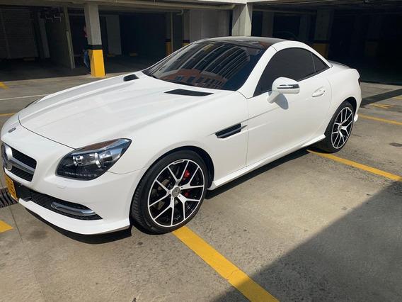 Mercedes-benz Clase Slk Slk 200 Como Nuevo