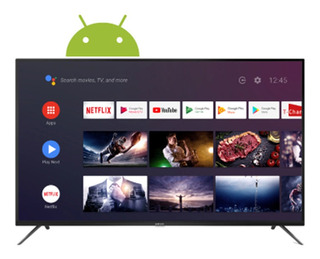 Smart Tv Hitachi 50 Led504ksmart20 Smart 4k Android