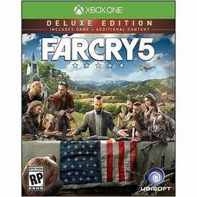 Farcry 5 Xbox One Digital Far Cry 5 Entrega Rápida Deluxe
