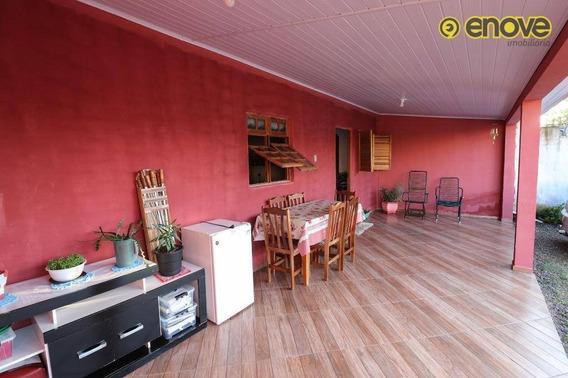 Casa Com Ponto De Comércio, Lago Azul, Estância Velha. - Ca0497