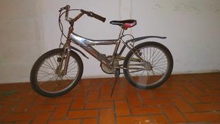 Bicicleta Bmx Acero Cromada