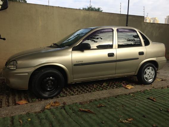 Chevrolet Classic 1.0 - Carro Econômico E Muito Potente!
