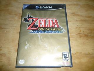 The Legend Of Zelda Wind Waker Gamecube Completo