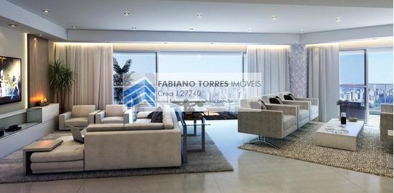 Apartamento Para Venda Em São Bernardo Do Campo, Centro, 4 Dormitórios, 4 Suítes, 5 Banheiros, 4 Vagas - Toscana_2-439785