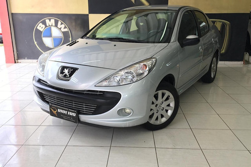 Peugeot 207 Sedan Passion Xr 1.4 8v Flex Manual
