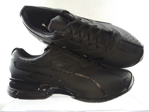 Tenis Puma Tazon 6 Negro/negro 189875-01