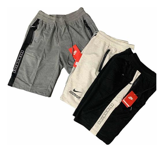 Pantalonetas En Algodon adidas Nike Fila