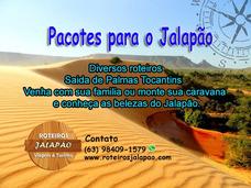 Pacote 3 Dias No Jalapão