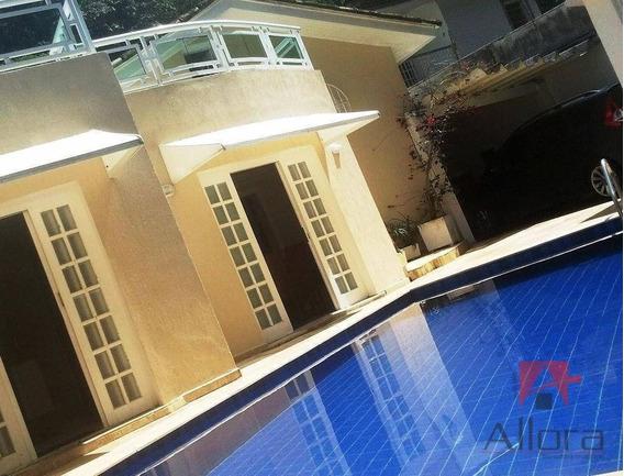 Sobrado Com 4 Dormitórios À Venda, 281 M² Por R$ 690.000,00 - Vila Maia - Guarujá/sp - So0902