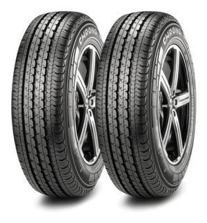 Kit X2 Pirelli 185/80 R15 Chrono Trafic Neumen Carga Ahora18