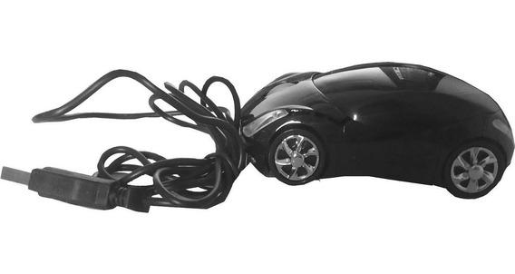 Mouse Óptico Modelo Carro Cabo Usb 1000 Dpi