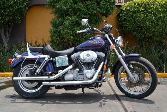 Harley Davidson Dyna Super Glide 1450 Twin Cam