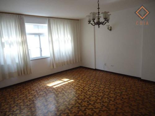 Apartamento Para Compra Com 3 Quartos E 1 Vaga Localizado Em Perdizes - Ap53420