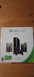 Xbox 360 Con Kinect Y Juegos, 500 Gb