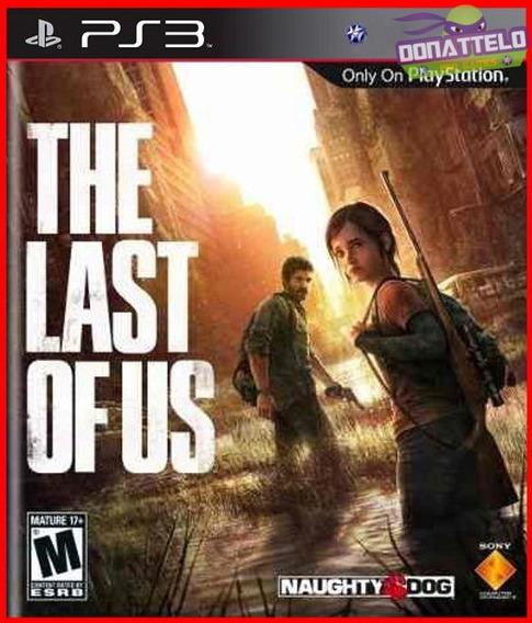 The Last Of Us Ps3 + Pacotes De Coleções Dlc
