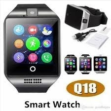Smart Watch Q18 iPhone Y Android Liberado