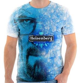 Camisa Camiseta Breaking Bad - Walter White & Jesse 7
