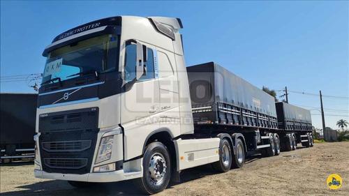 Imagem 1 de 6 de Volvo Fh 540 6x4 Bug Leve 2021 + Rodotrem Com Dolly 2021