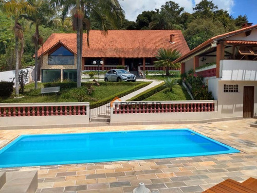 Propriedade Alto Padrão, Com 2 Dormitórios À Venda, 750 M² Por R$ 1.693.000 - Samambaia - Mairiporã/sp - So0109