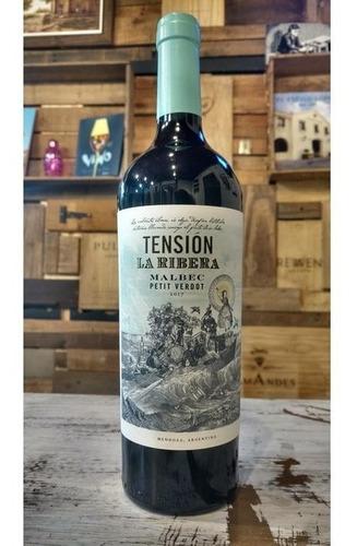 Vino Tension Ribera 750 Cc /solo Envios