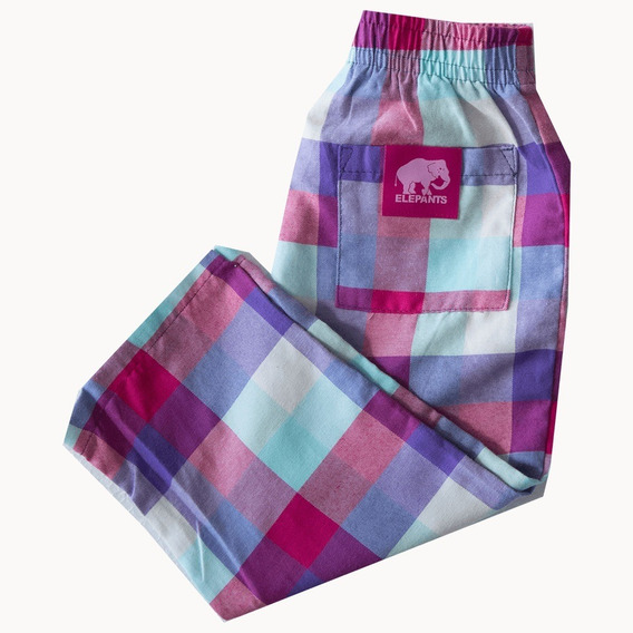 Pantalon Elepants Cuadros Varios